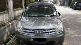 (TDP 20jt) Nissan Grand Livina 1.5 XV Matic (2009)