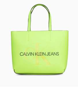 *BRAND NEW* CALVIN KLEIN MONOGRAM TOTE BAG