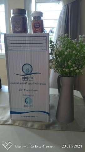 Air Zam Zam Galon 5 liter dan Qisthul Hindi