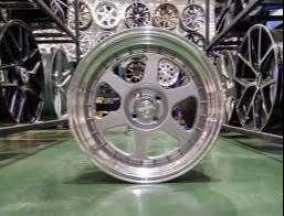 Velg RUMOI 6042 HSR R17X9/10 H4x100 ET15/10 SML