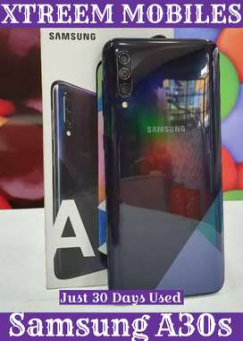 Samsung A30s..Just 30 Days Used..