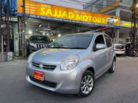 Toyota Passo X Package Verifiable Auction Sheet 3.5 Grade
