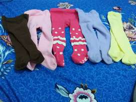 Legging bayi ukuran 3-9 bulan