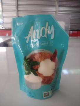 Andy mayonaise 250gr