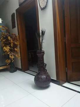 Ground portion for rent -- small family of 2-4 persons