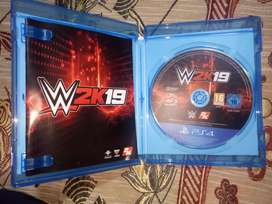 WWE 2K19 for PS4