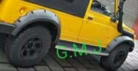 Maruti gypsy spare parts  all available