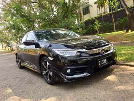 Honda Civic 1.5 Turbo 2016 Sedan AT Km Antik 26rb 1500cc