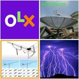 Agen Murah Pemasangan Antena TV & Pasang Parabola Tigaraksa