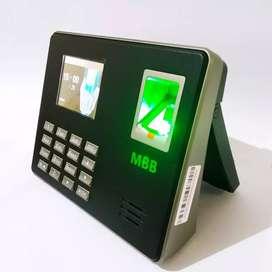 Mesin absen sidik jari finger print MBB FS800 TERBARU