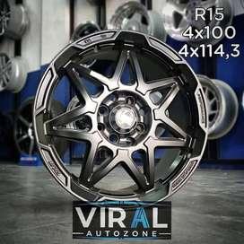 Velg / Pelek Buat Mobil Livina R15 HSR Termurah
