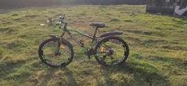 21 Gear shift cycle PEGAZ [ Mountain Bike]