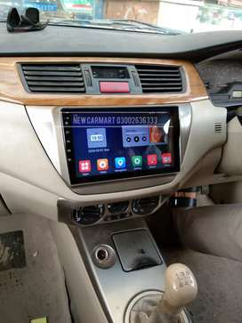 Lancer Big Screen Android  LCD Available Car Concept Karachi