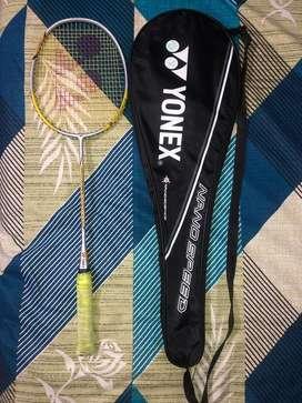 Yonex nanospeed apha x Badminton Racket