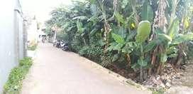 Tanah kosong di jatibening baru pondok gede LT.300m AJB msk mobil