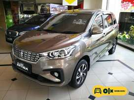 [Mobil Baru] Suzuki All New Ertiga M/T abu-abu 2019