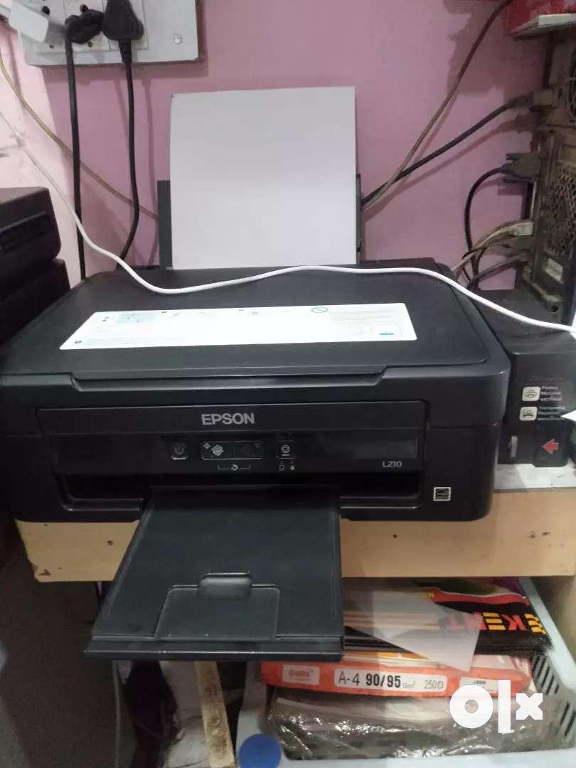 Epson L 210 Printer 0