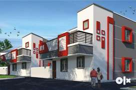 2 BHK ---INDIVIDUAL VILLA FOR SALE--- 28L