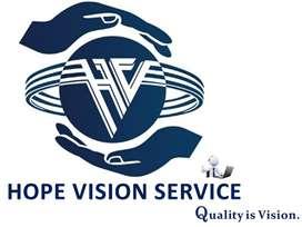 HOPE VISION SERVICE  NIGHT SHIFT VACANY