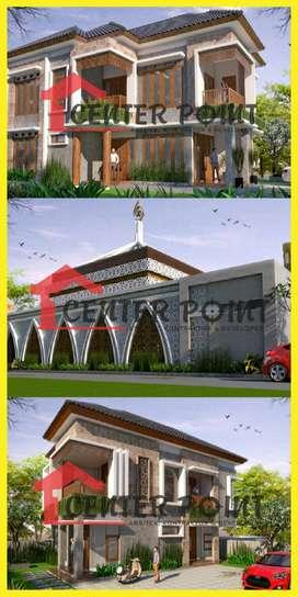 Desain Gambar Arsitek RAB IMB Kontraktor Rumah di Jambi