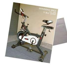 Sepeda Statis Spinning Bike Racer