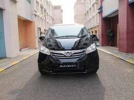 Honda Freed SD 1.5cc Tahun 2013 Hitam AT