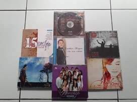 CD Album Lagu Rohani Indo 7 pcs