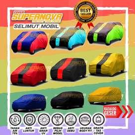 Cover mobil selimut mobil untuk smua type xpander rush terios brio