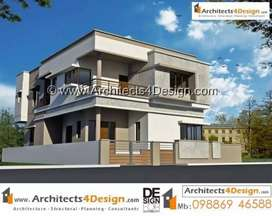 Land and building 2k .land with duplex house