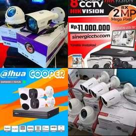 AGEN PAKET MURAH GRATIS PEMASANGAN CCTV