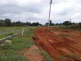 DC Approved Plot for Sale at Attibele Just 12km from Electronic City