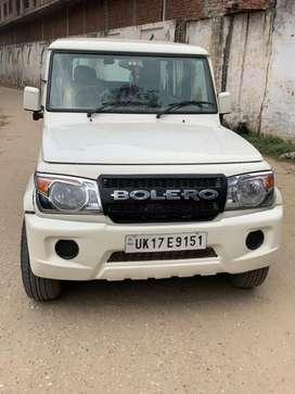 Mahindra Bolero SLX BS III, 2017, Diesel