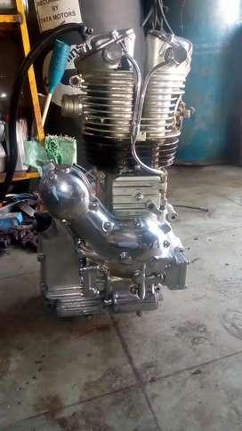 Bulet old model elatra petorl engine.