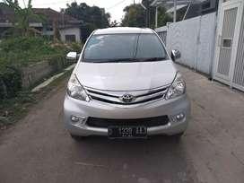 Toyota New Avanza G Manual Tahun 2013 Mulus