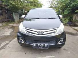 Toyota Avanza G Manual 2014