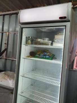 Fridge and freezer western 700/600