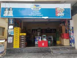 Nandini Ice Cream wholesale and retail Shop