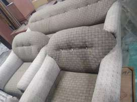 Decent Grey Sofa available