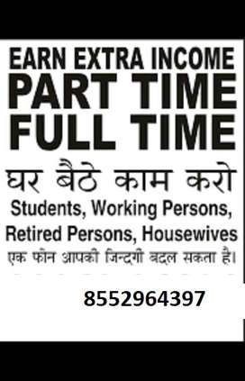 Best part time job available here hurry up