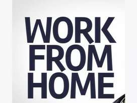 Daily payment basis mobile and typing work from home