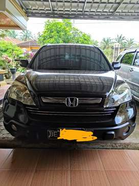 Honda CRV Manual Bensin 2.0 2009
