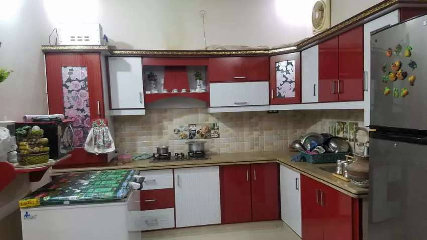 Portion for sale in Azizabad 0