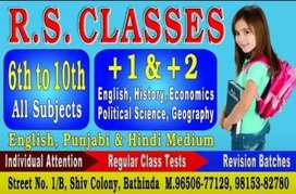 Tuition Classes