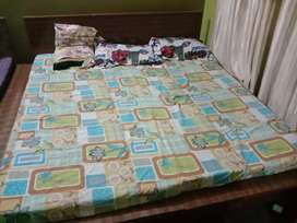 Dobule bed with gadda (7 dobule bed with gadda)  7set