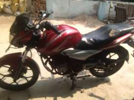 Single hand used bike sell region only money problems