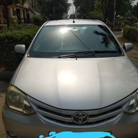 Toyota Etios Liva 2012 Diesel Well Maintained