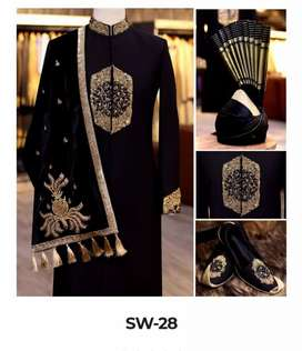 Colors brand SW-28 Sherwani made on order