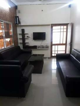 2bhk fully furnushed house available for rent