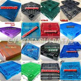 Supplier pallet plastik termurah