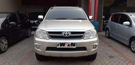 2005 Toyota Fortuner G Lux 2.7 A/T KM 65rb